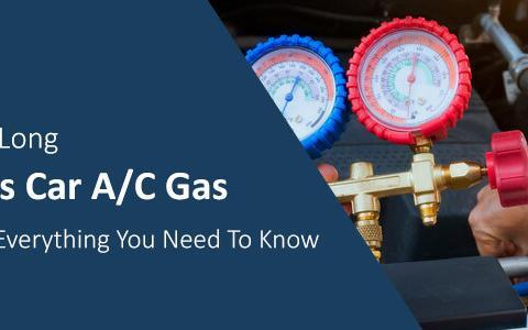 How long does car ac gas last